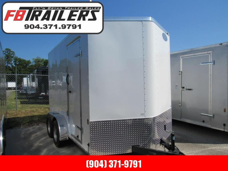 "2020 7X12 12""  Additional HT Enclosed Cargo Trailer"