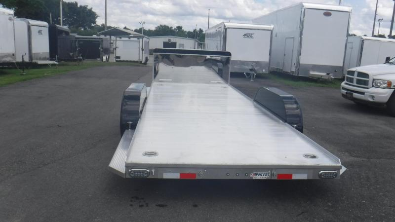 2019  ULTRA 22' All Aluminum Open Car Trailer by Sundowner