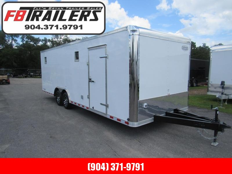 2019 24' RT LOADED Race Trailer by Continental Cargo