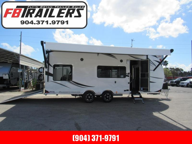 2019 ATC 24ft No Bedroom Toy Hauler