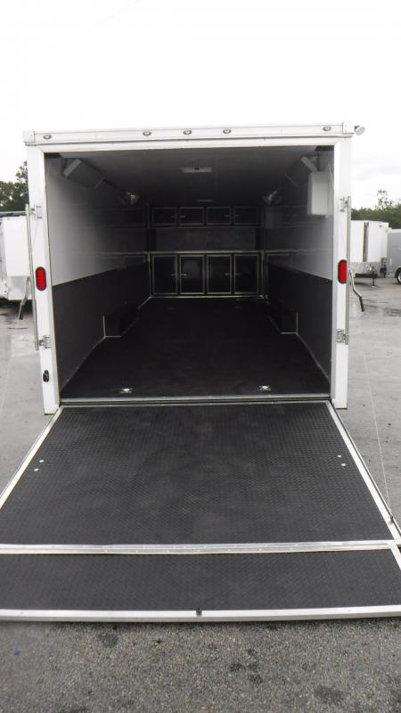 2018 28'  Continental Cargo Race Trailer Car / Racing Trailer
