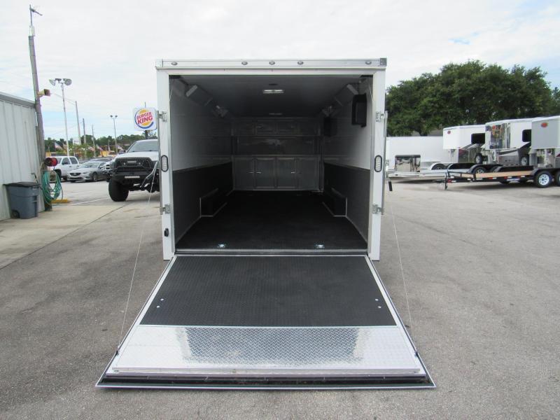 2018 Continental Cargo 24 RT Car / Racing Trailer