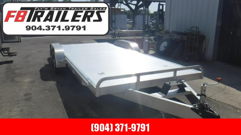 2019 ATC 85X20 Open Equipment Trailer