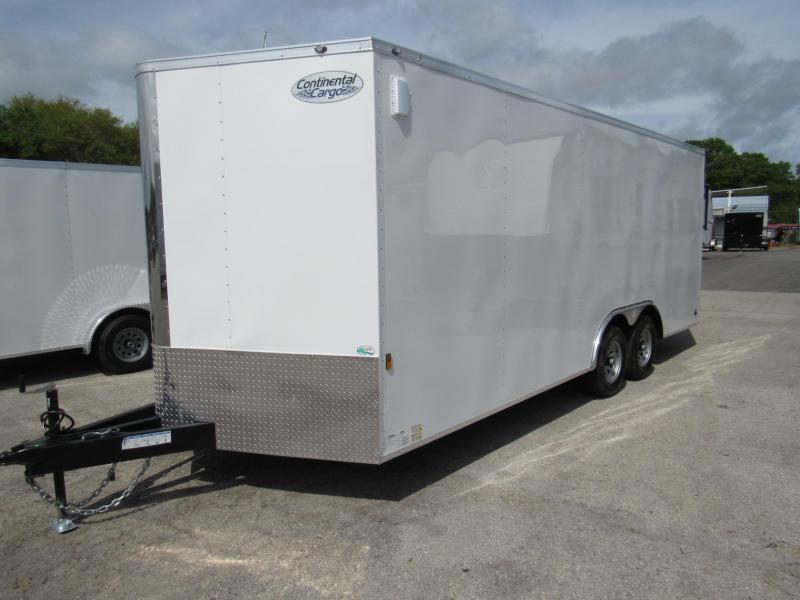 2020 Continental Cargo 20 Car / Racing Trailer