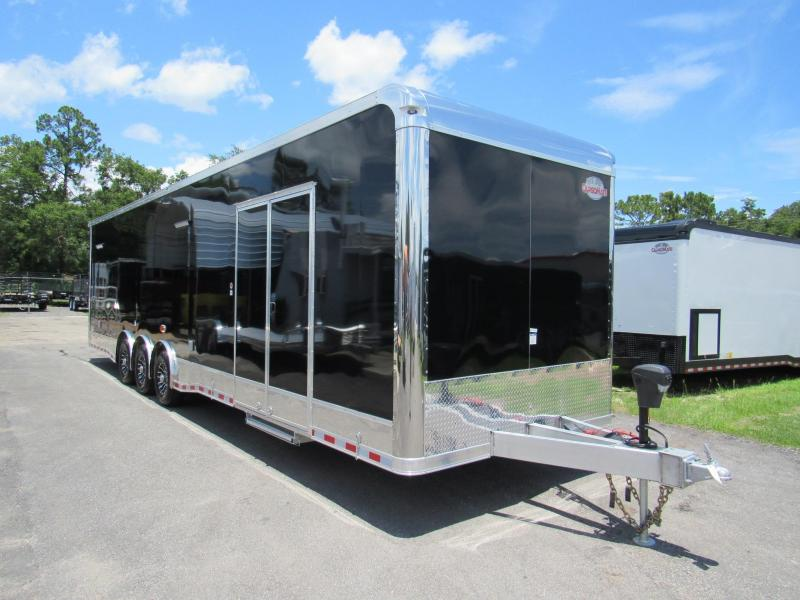 2019 34' CARGO MATE ELIMINATOR ALUMINUM FRAME WITH REAR WING