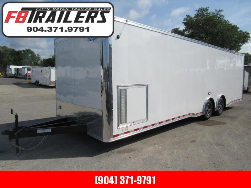 2020 Continental Cargo 30ft Finished Car / Racing Trailer