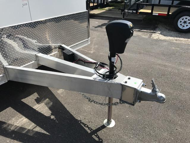 2018 34'  Aluminum Frame Spread Axle Eliminator