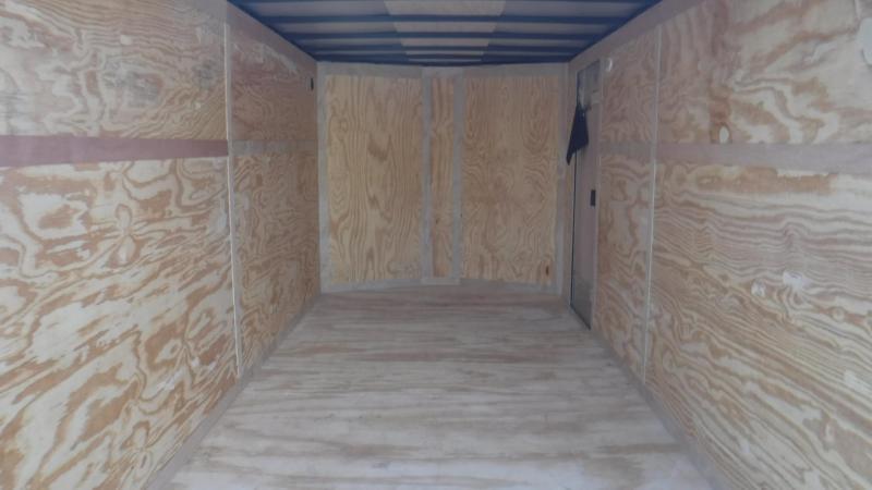 2020 Continental Cargo 16 Ramp Door and Side Door Enclosed Cargo Trailer