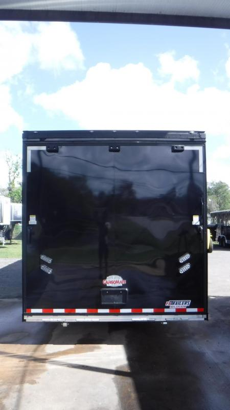 2018 34' Aluminum Frame Black Out Spread Axle Eliminator by Cargo Mat