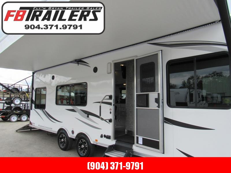 2019 ATC 28ft Front Bedroom Toy Hauler