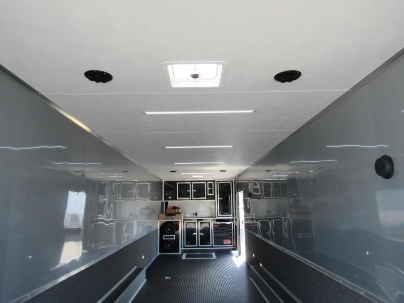 2019 34' Cargo Mate Eliminator Spread Axle LOADED!!