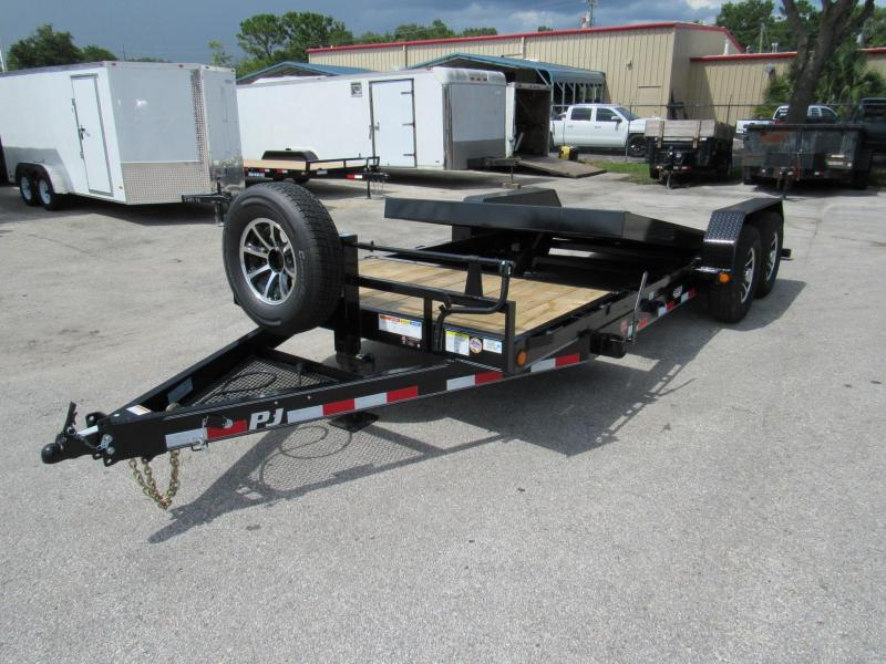 "2019 T6 20' x 6""  Tilt Channel Equipment by PJ Trailers"