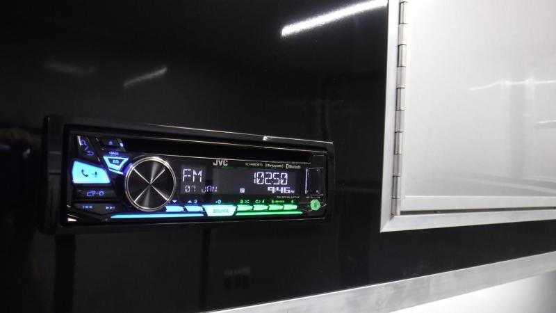 2018 34'  Aluminum Frame Spread Axle Eliminator  by Cargo Mate