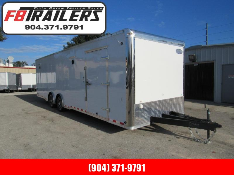 2019 30' Ft. RT Plus Race Trailer by Continental Cargo