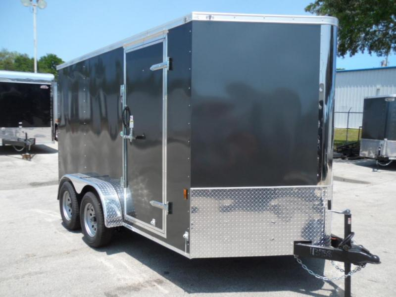 all inventory trailer dealer jacksonville fl fb trailers 2017 7x12 ns series enclosed cargo trailer by continental cargo