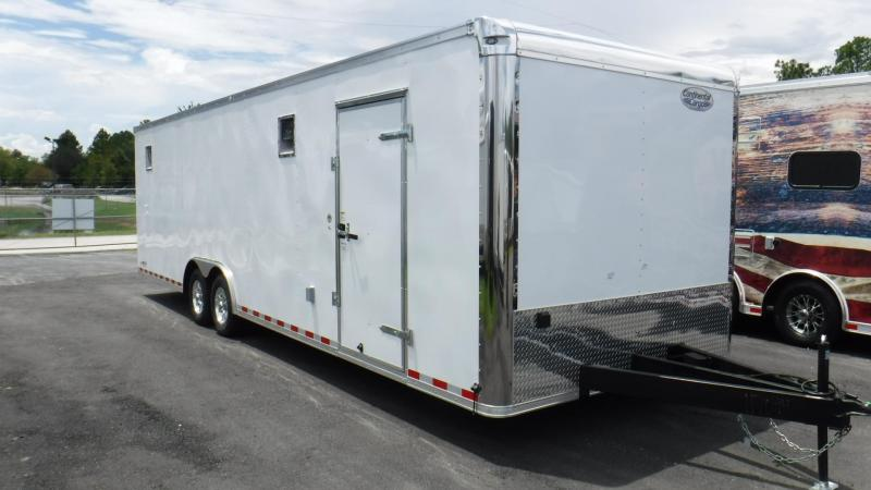 2018 28' RTS  RaceTrailer by Continental Trailers