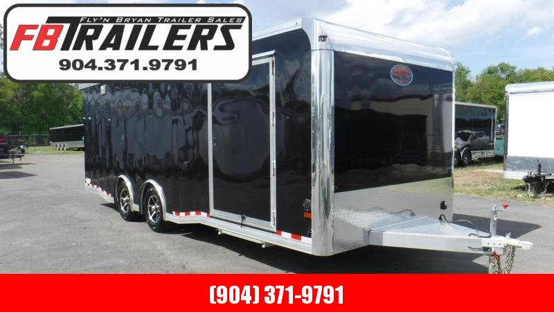 2019 Sundowner Trailers 24ft All Aluminum Car / Racing Trailer