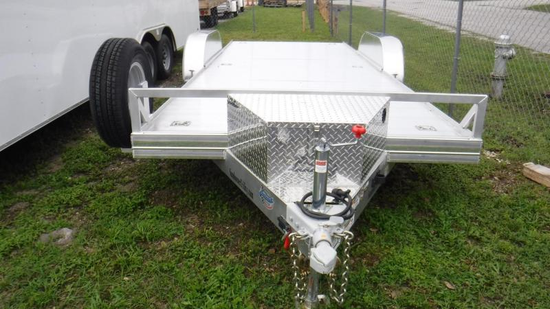 2019 Sundowner Trailers 4000AP20 Car / Racing Trailer