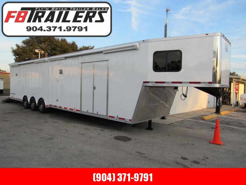 2019 Vintage Trailers 44 Bath Package Car / Racing Trailer