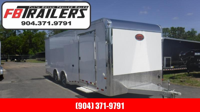 2019 24' Spread Axle All Aluminum Race Trailer by Sundowner