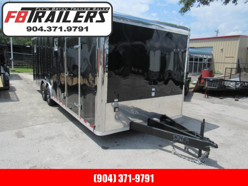 2019 24'  Enclosed Race Trailer By Continental Cargo