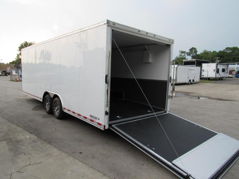 2020 Continental Cargo 24ft Car / Racing Trailer