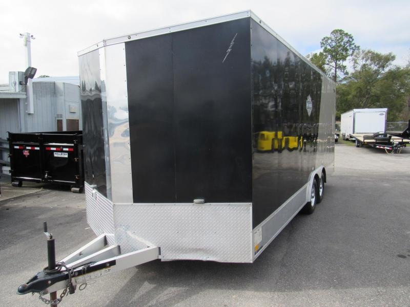 2014 Forest River 8X20 Motorcycle Trailer