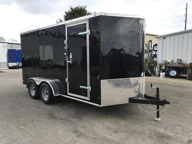 2017 7x14  NS Series Enclosed Cargo Trailer by  Continental Cargo