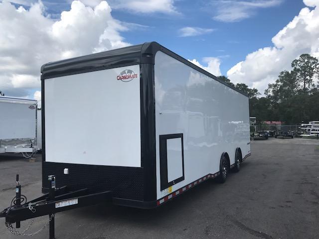 2018 28'  Super spread Cargo Mate Eliminator