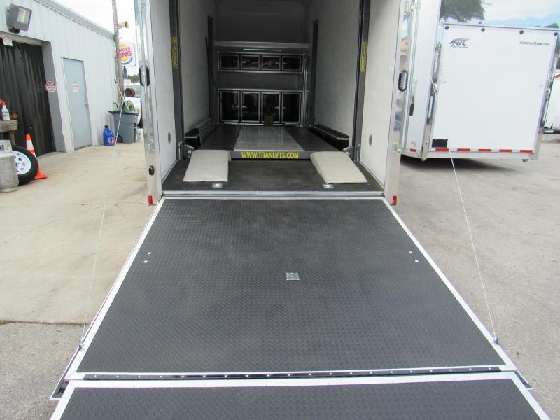 2020 28'  Eliminator Stacker LOADED by Cargo Mate