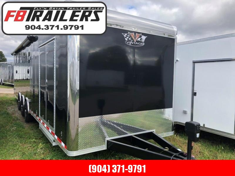 2019 32' PRO STOCK W/DRAGSTER LIFT AND 2 WINCHES INSTALLED LOADED/ by Vintage