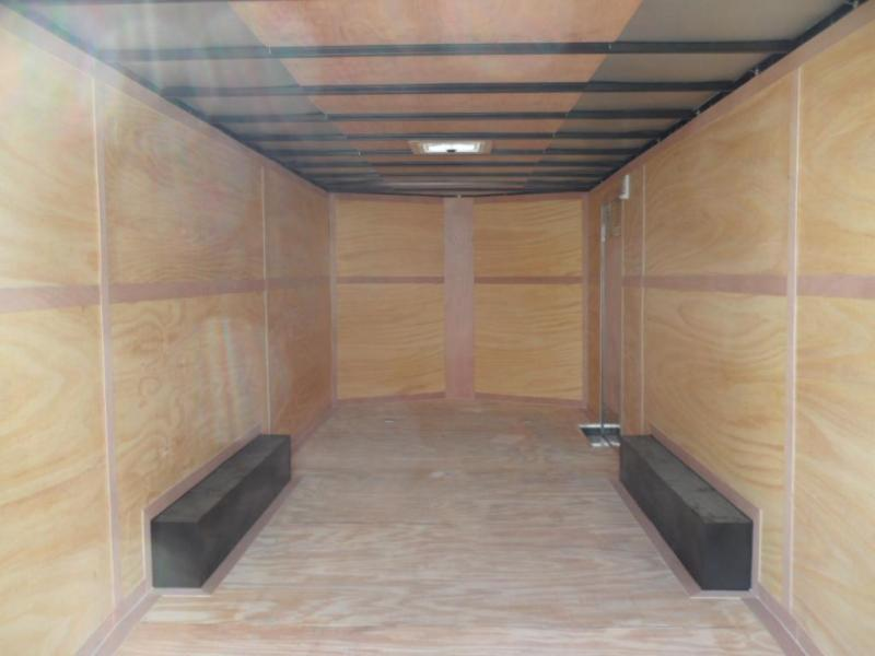 2018 8.5x 20 Enclosed Race Trailer by Continental Cargo GS