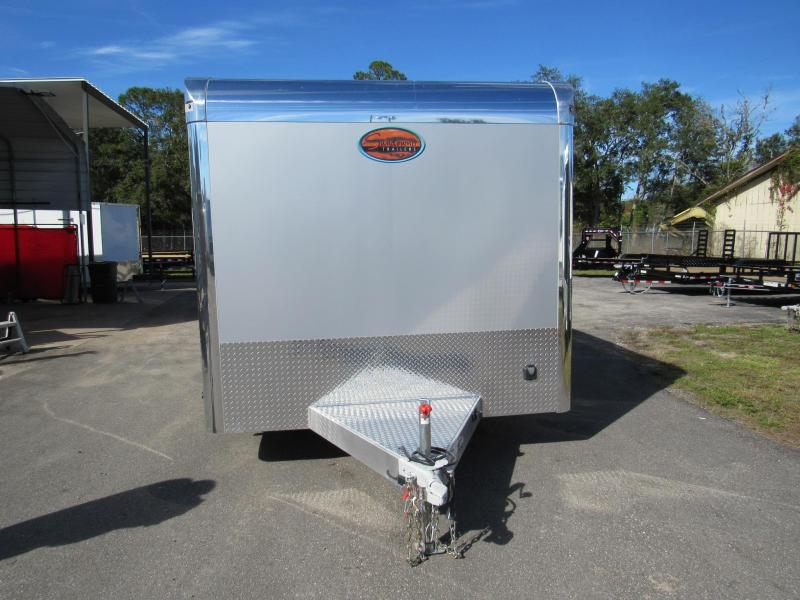2019 Sundowner Trailers 8.5X20 with Premium Escape Door Car / Racing Trailer
