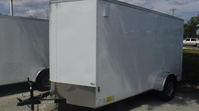 2019  6x12 Enclosed Cargo Trailer by  Continental Trailers