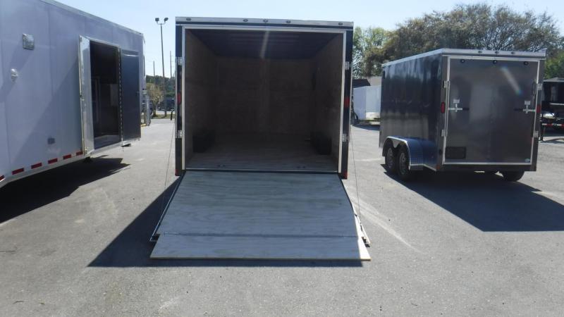 2018 Continental Cargo GANS8.518TA3 Car / Racing Trailer