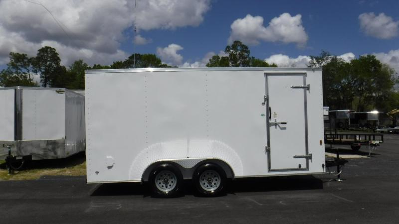 2018 7x16  NS Series Enclosed Cargo Trailer by Continental Cargo