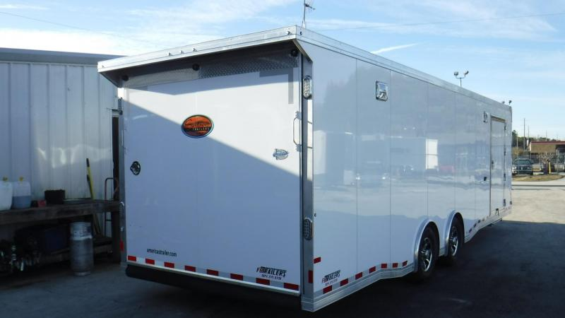 2018 28' Spread   Axle Race Car Trailer by Sundowner Trailers
