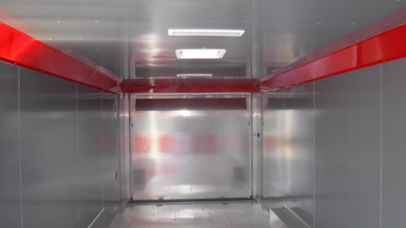 2019 24' All Aluminum Spread Axle Race Trailer by Sundowner Trailers
