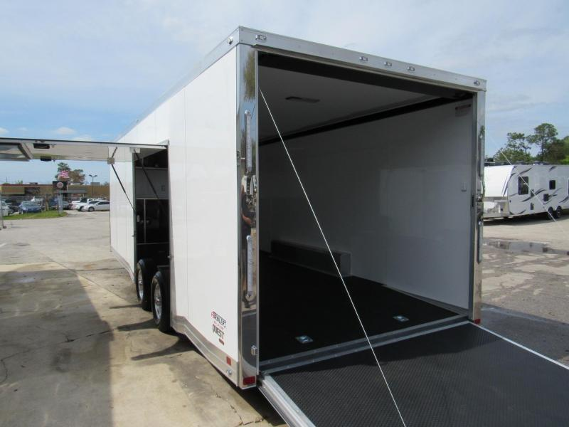 2019 ATC 24 Quest 305 Car / Racing Trailer
