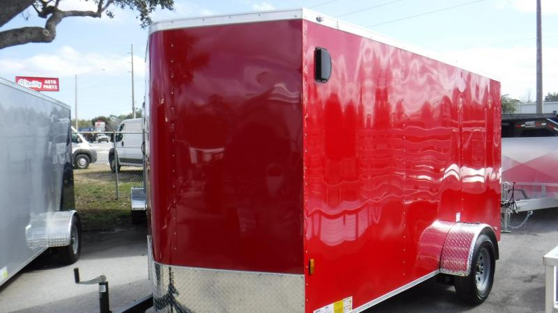 2018 Continental Cargo ns Enclosed Cargo Trailer
