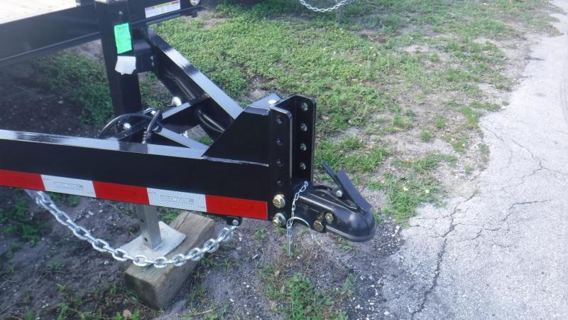 2019 Sure-Trac 22 Tilt Equipment Trailer
