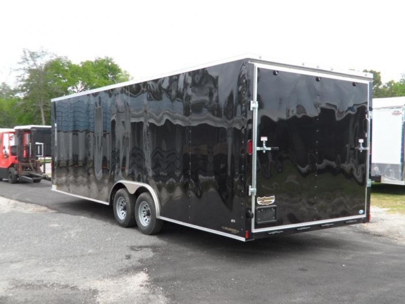 2019 24' Continental Cargo NS Series Racing Trailer