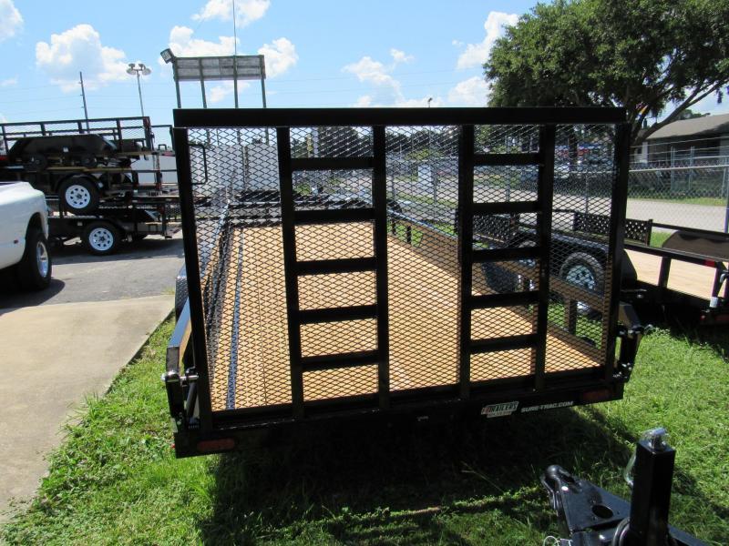 2019 Sure-Trac 7x20 Equipment Utility Trailer