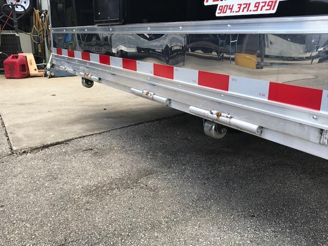 2018 34' Spread Axle Cargo Mate Eliminator Triple 6000 # Axl