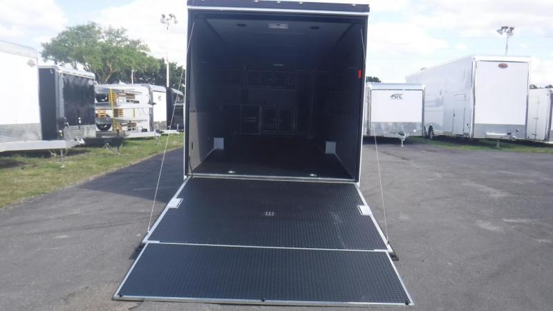 2018 Cargo Mate 34' ELIMINATOR SS Car / Racing Trailer