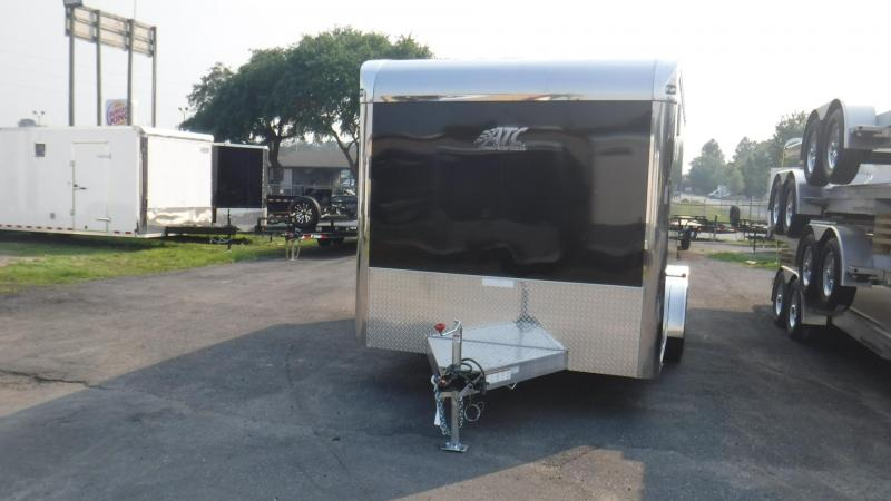 2019 ATC MC 300 Motorcycle Trailer by ATC