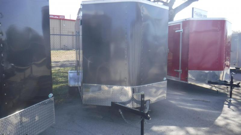 2018 Continental Cargo GANS612SA Enclosed Cargo Trailer