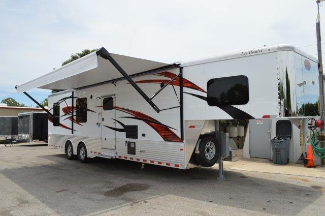 2019 Sundowner Trailers 3486OM Toy Hauler