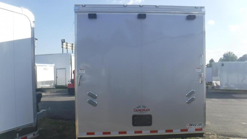 2018 Cargo Mate GAEL8.532TTA4 Car / Racing Trailer