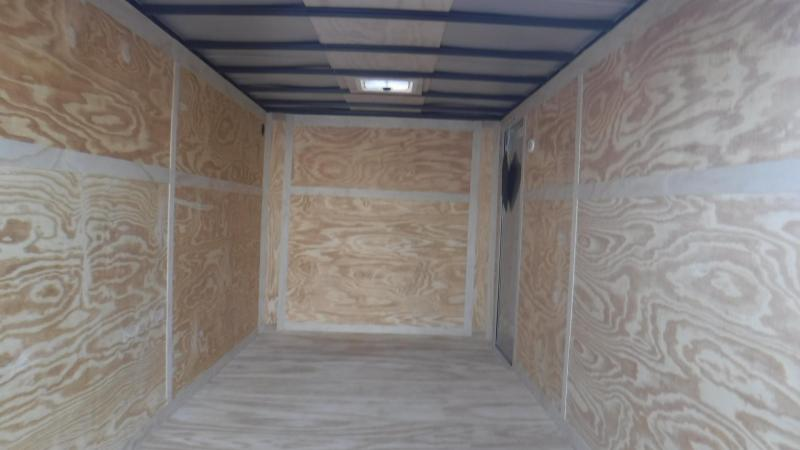 2018 Continental Cargo GANS716TA2 Enclosed Cargo Trailer